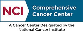 NCI Comprehensive Cancer Center logo