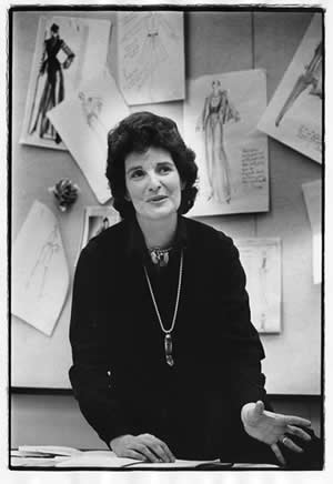 Nina Hyde pictured in her office at the Washington Post