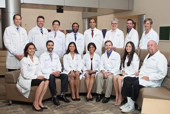 The Brain Tumor Center team