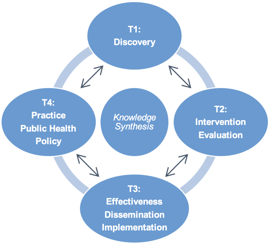 Overview drawing from Cancer Prevention Knowledge Synthesis
