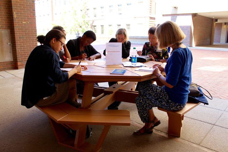 Writing Workshop with Nancy Morgan