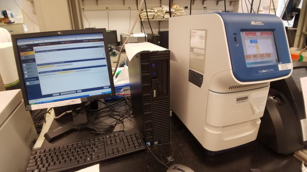 StepOnePlus RT-PCR