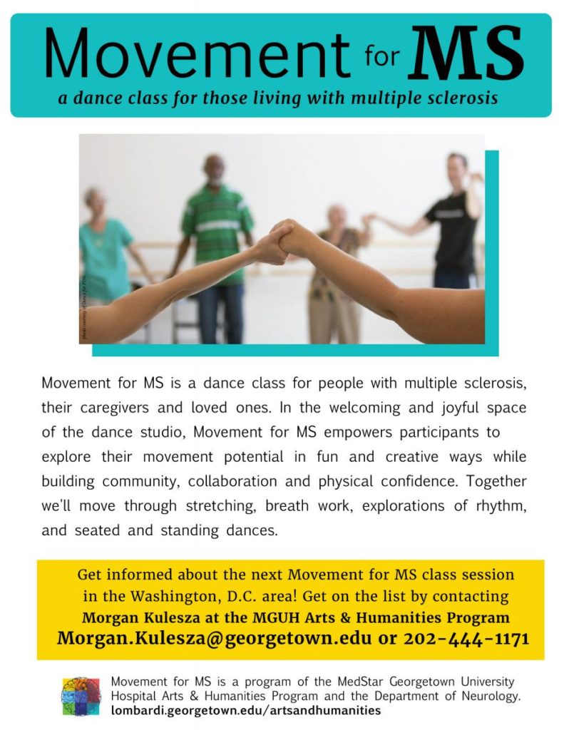 Movement for MS flyer