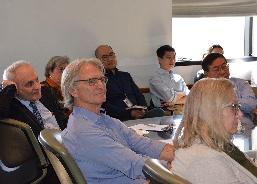 METRO program meeting group